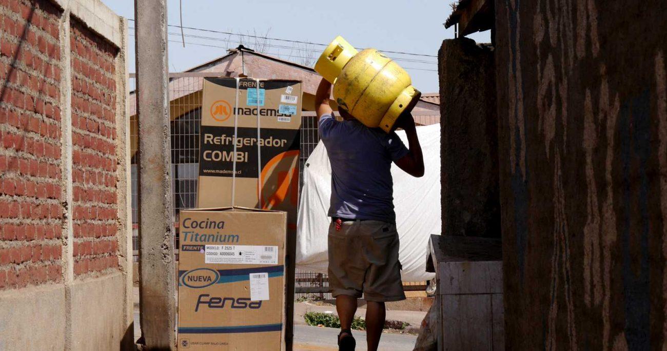 La Fiscalía sugirió prohibir que las empresas mayoristas participen de la entrega directa a los consumidores. AGENCIA UNO/ARCHIVO
