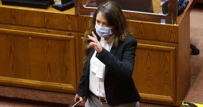 """Ena von Baer y polémica con Convención Constitucional: """"Les duele escuchar la verdad"""""""