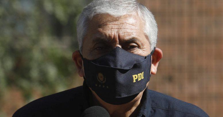 """""""Formalizan a ex director de la PDI por malversación de causales públicos"""""""