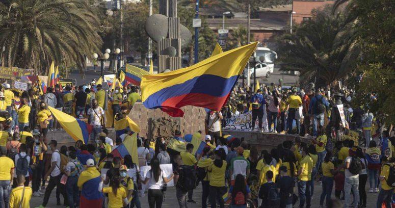 Encuentran muerto a uno de los líderes del Paro Nacional en Colombia