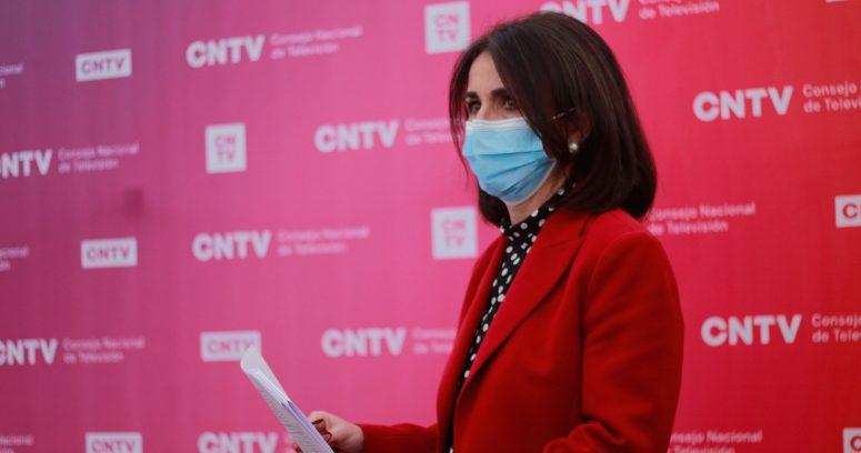 """CNTV aclara que no puede intervenir en franja electoral """"ni siquiera si hubiera una mentira"""""""