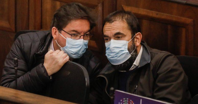 Corte de Apelaciones ratifica sobreseimiento temporal de constituyente Hugo Gutiérrez