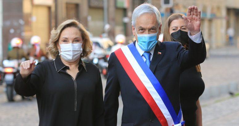 """""""Doy fe de tu honestidad"""": Cecilia Morel saca la voz y rechaza acusación constitucional contra Piñera"""