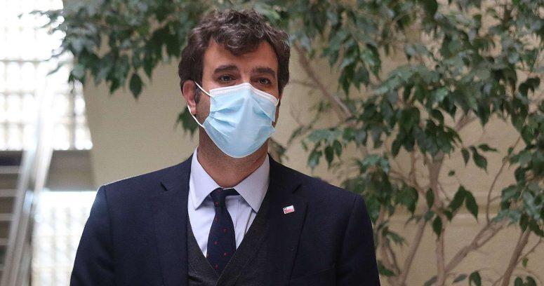 """""""Ministro Ossa emplaza a la Fiscalía:"""