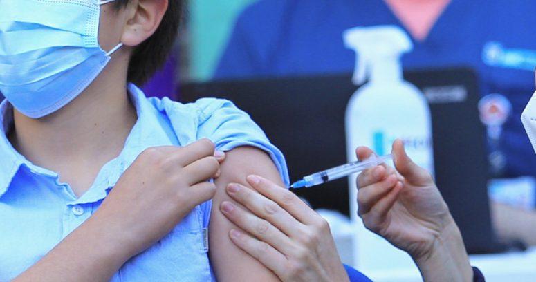 Más de 800 mil niños entre 6 y 11 años han recibido la primera dosis de la vacuna