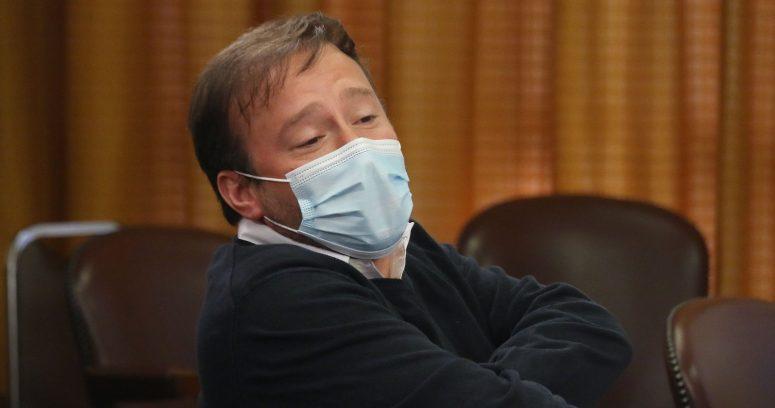 Diputado RN Tomás Fuentes vuelve a ser sancionado por sus apariciones en matinales