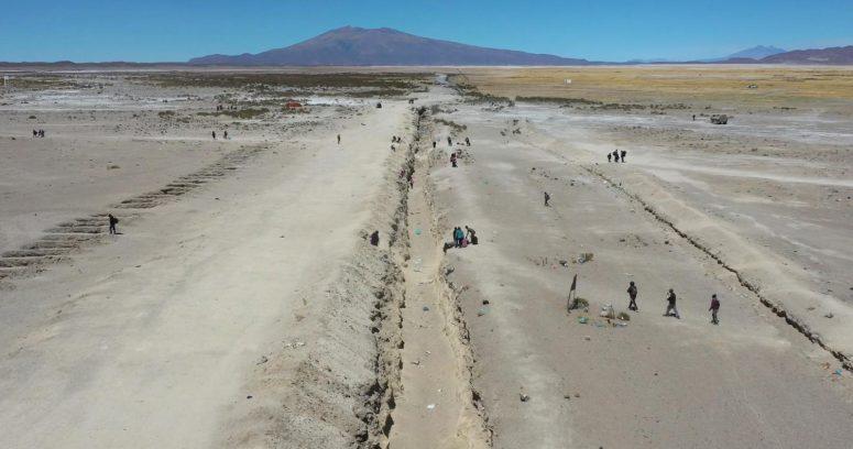"""""""Encuentran cuerpo de mujer migrante en sector fronterizo de Colchane"""""""