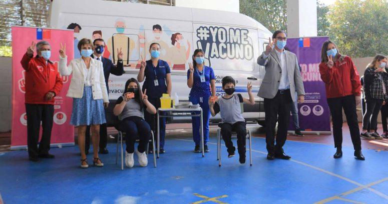 """""""Más de 280 mil niños entre 6 y 11 años han recibido la vacuna contra el COVID-19"""""""