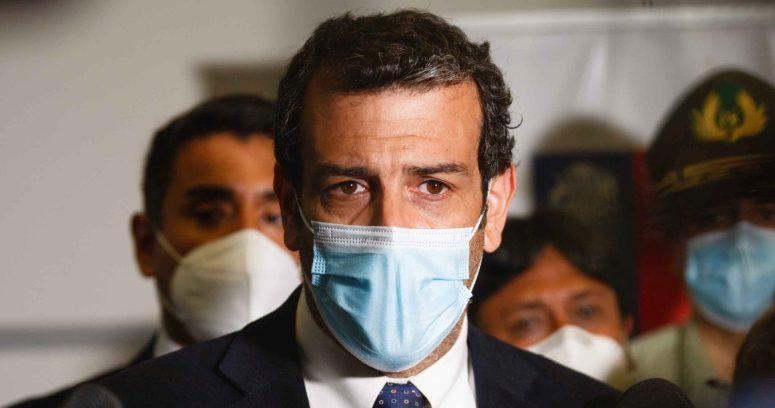 """""""Delgado defiende estado de excepción en macrozona sur:"""