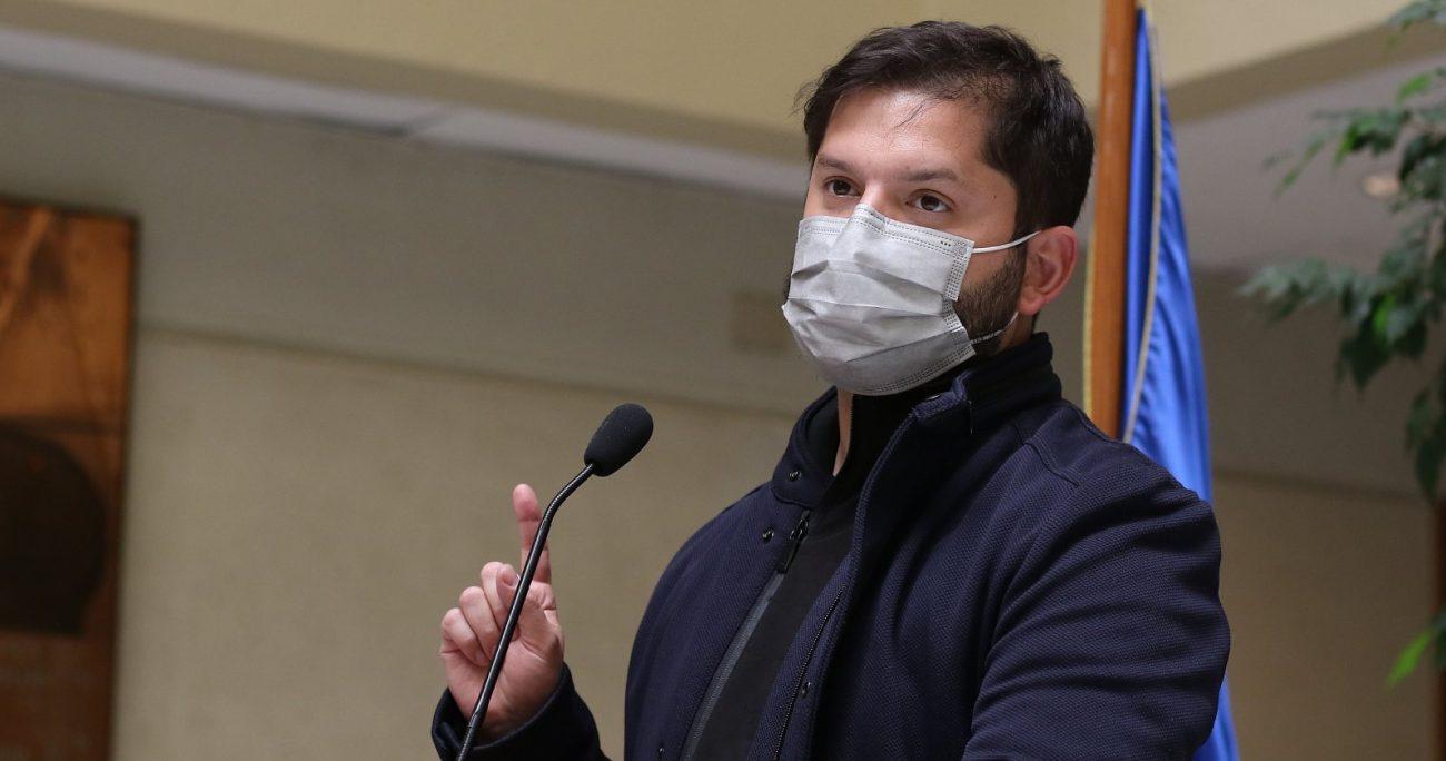 En tanto en el mismo matinal, la diputada RN Camila Flores solicitó que los candidatos de representación popular se sometan a un test de drogas. AGENCIA UNO