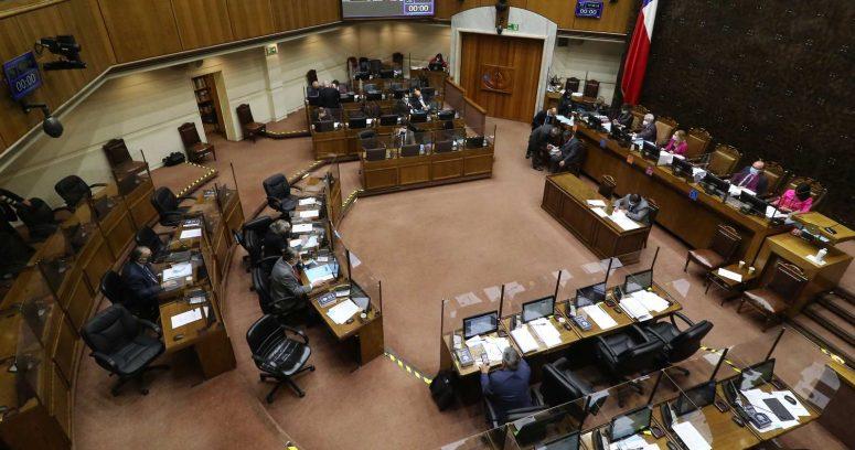 Senado define fecha para votar proyecto de indulto a presos del estallido