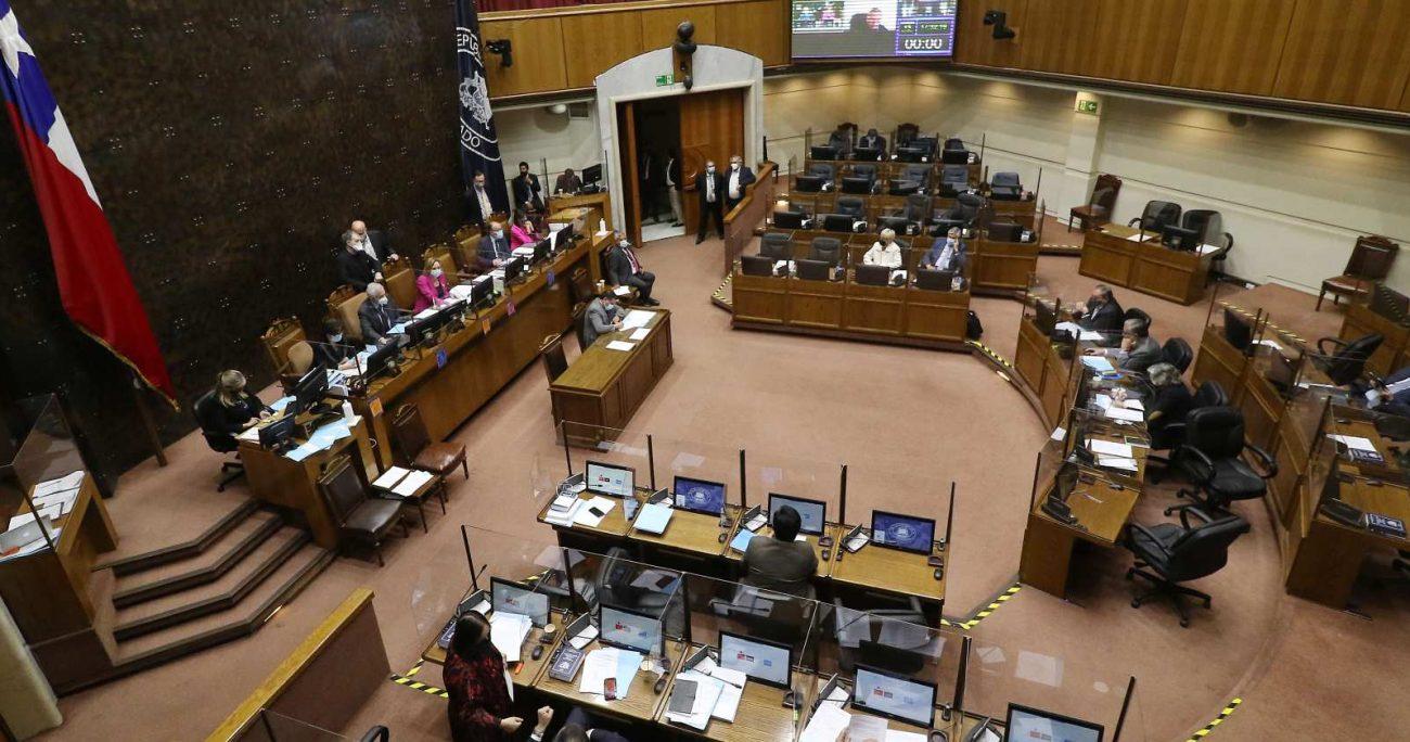 La discusión solo se extendió por 12 minutos en Sala, tras la decisión de todos los comités de los partidos despacharla de manera inmediata. AGENCIA UNO
