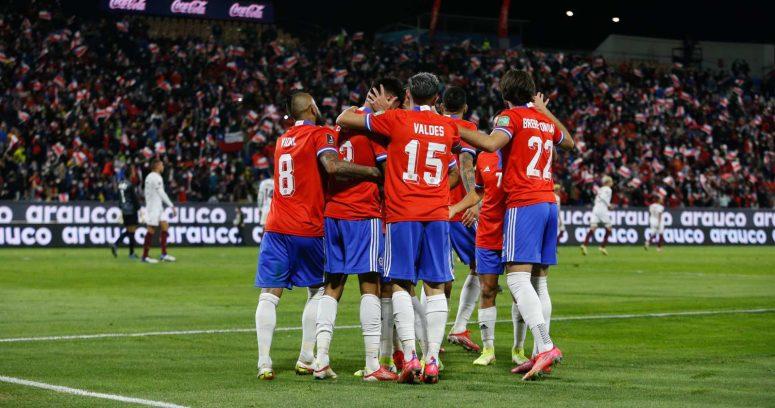 Pulgar arriba: Chile venció con claridad a Venezuela y salta al sexto lugar