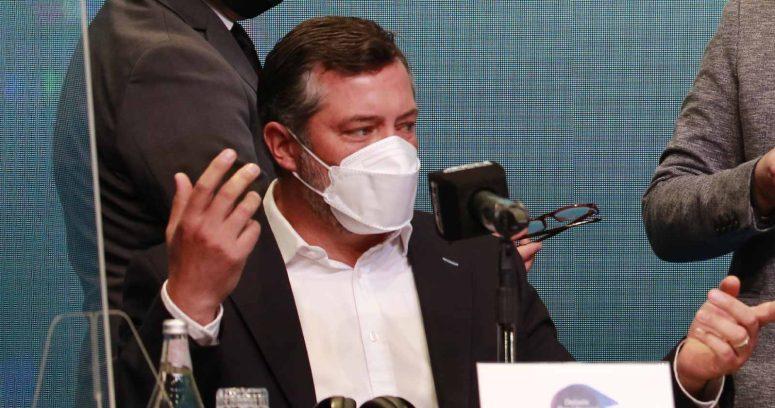 """Sichel se distancia del Gobierno y dice que pondrá """"celeridad"""" a cambios sociales"""