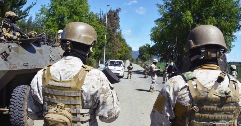 Ministro Delgado no descarta extender estado de excepción tras ataque a U. de Concepción