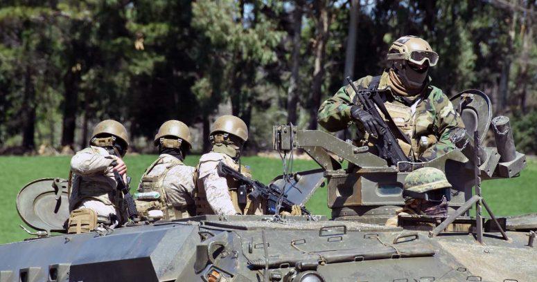 Estado de emergencia: Ejército no descarta intervenir en caso de enfrentamientos en el Biobío
