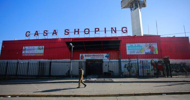 Muerte de joven en mall chino de Peñalolén: Fiscalía descarta disparo desde local comercial