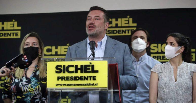 """RN reiteró su apoyo a Sichel: """"Es el mejor para alcanzar una mayoría sustantiva"""""""