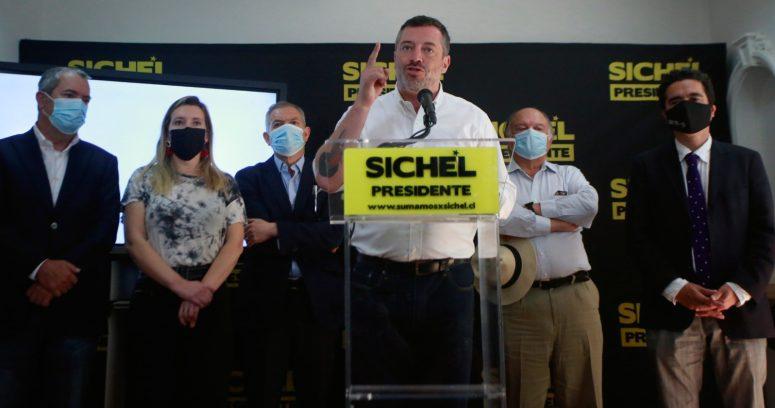 Sichel se reúne con ex candidatos del oficialismo para marcar diferencias con Kast y Boric