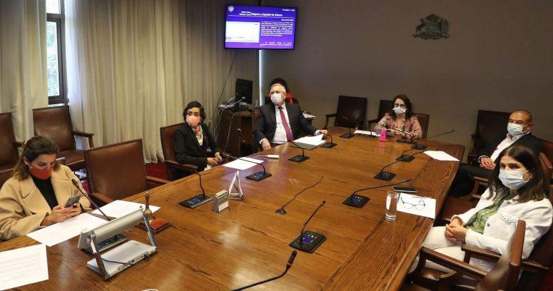 Comisión aprueba en particular proyecto de despenalización del aborto