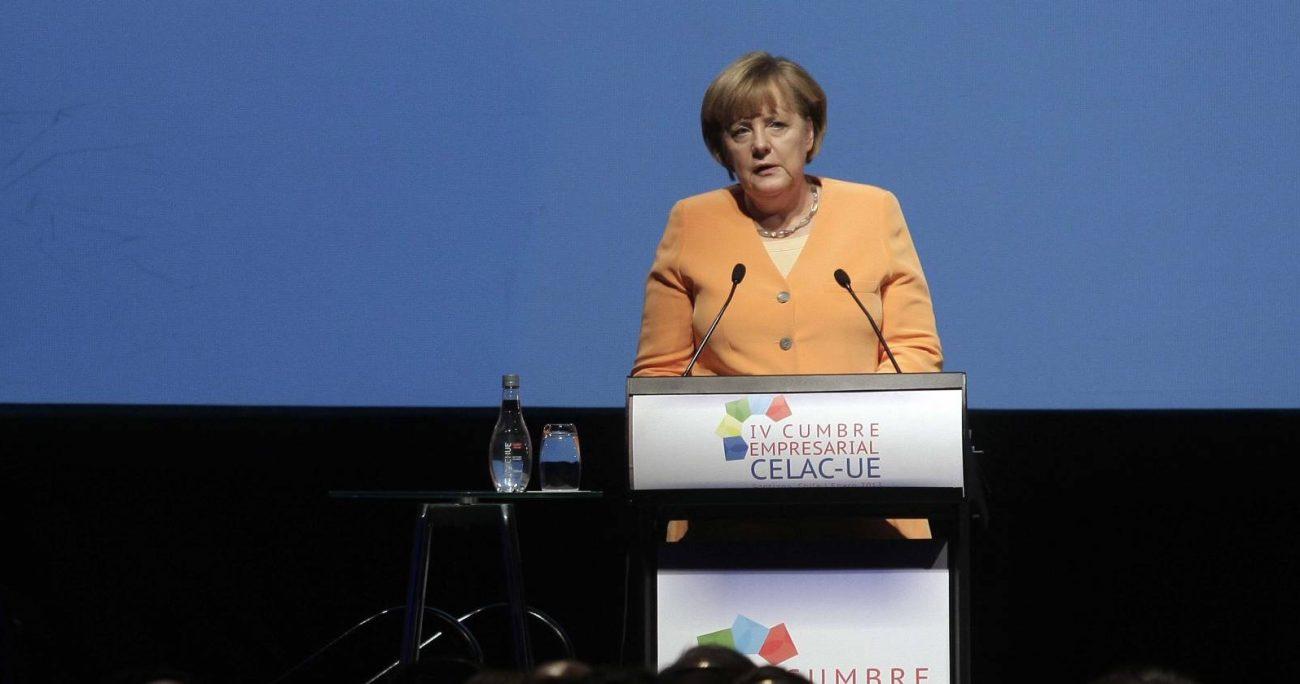 La política ya no depende de las ideas de un partido, ni del líder que las lleva adelante. Hoy la política depende de la plasticidad de conducción para moverse en la evolución, como lo hizo Merkel. AGENCIA UNO/ARCHIVO