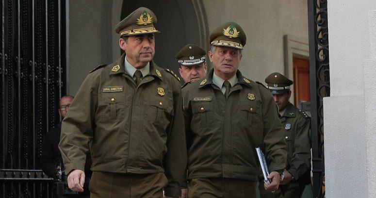 Justicia mantiene prisión preventiva de ex generales Villalobos y González Jure