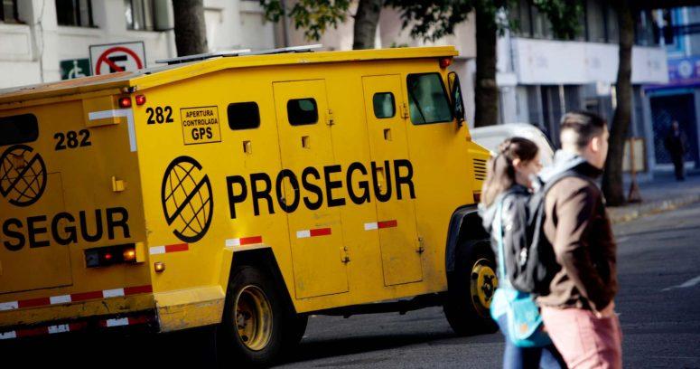 Cómo operaba en Chile la colusión de las multinacionales Brinks, Prosegur y Looomis