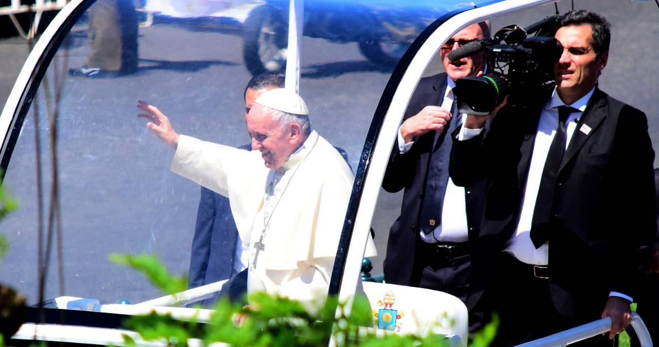 El Papa Francisco aún no anuncia la fecha en la que tendrá lugar la ceremonia. AGENCIA UNO/ARCHIVO