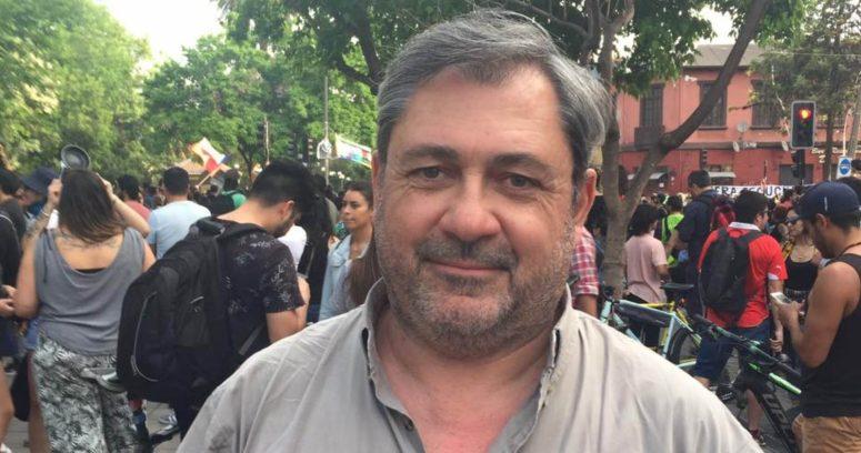 """""""Alfredo Joignant acusa que el PC está en una"""