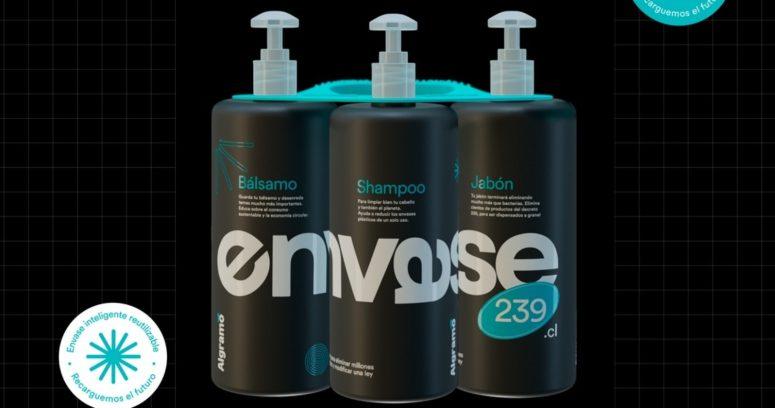 """""""Algramo lanza campaña para disminuir plástico de un solo uso en productos de higiene personal"""""""