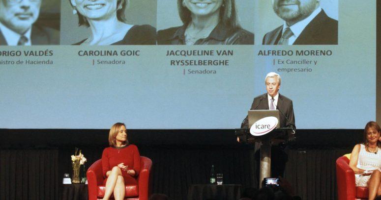 DC aumenta la presión sobre senadora Goic y apuntan a nexo con Habitat en debate por cuarto retiro de las AFP