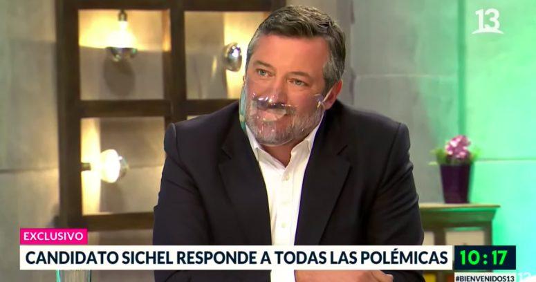 """""""Sichel acusa que gobiernos de Provoste y Boric van a"""