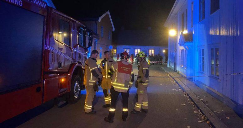 Hombre mató a varias personas en ataque con arco y flechas en Noruega