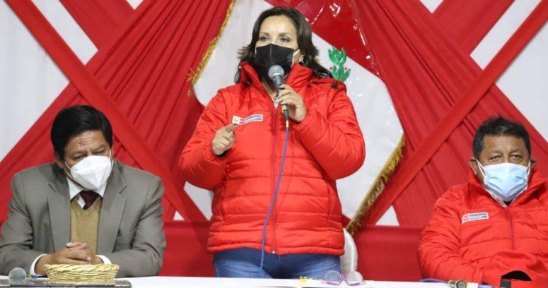 Imputan a vicepresidenta de Perú por presunto lavado de activos