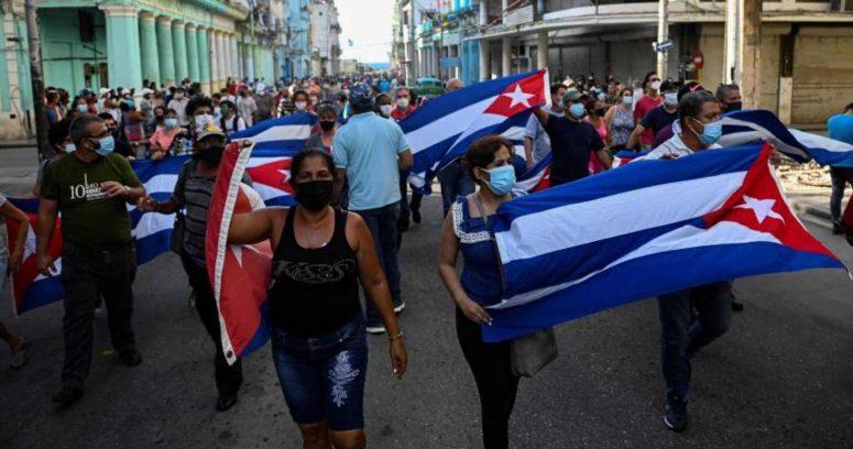HRW denuncia a Cuba por abusos sistemáticos contra manifestantes