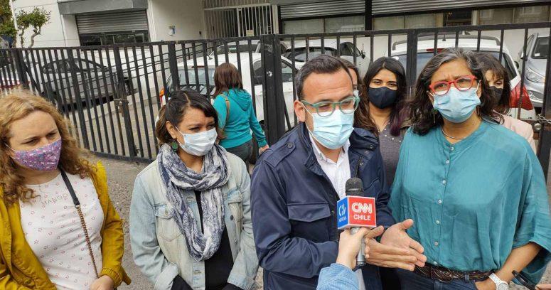 Diputados ofician a Junaeb tras denuncia por no entrega de cajas de alimentos