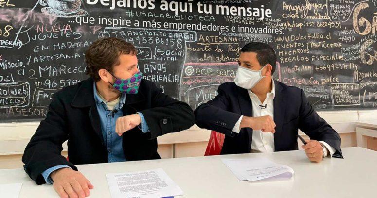 Emprende Tu Mente y Corfo anuncian primer encuentro internacional de emprendimiento e innovación