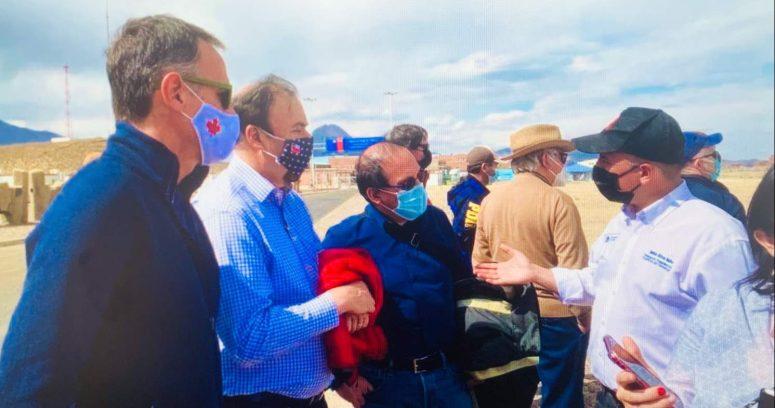 """""""Embajadores de Canadá, Japón y la Unión Europea visitaron Arica para conocer crisis migratoria"""""""
