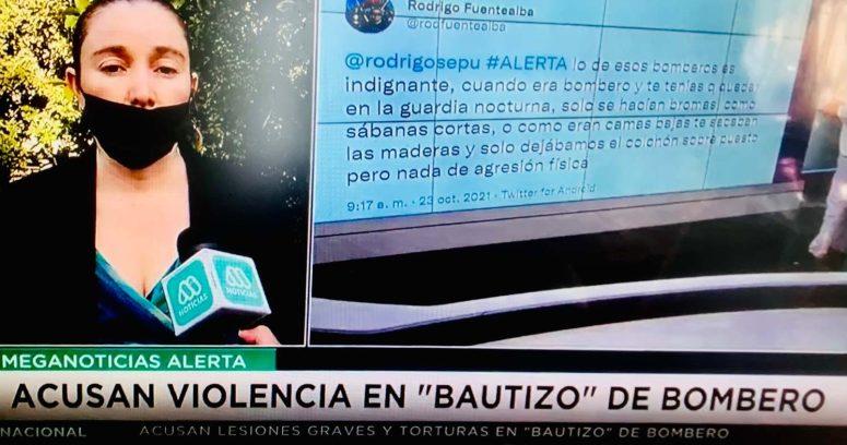 Ministerio Público investigará delitos por lesiones en Compaña de Bomberos de Ñuñoa