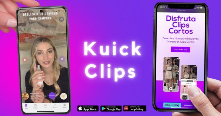 Kuick Clips: el nuevo Tinder de las ventas digitales