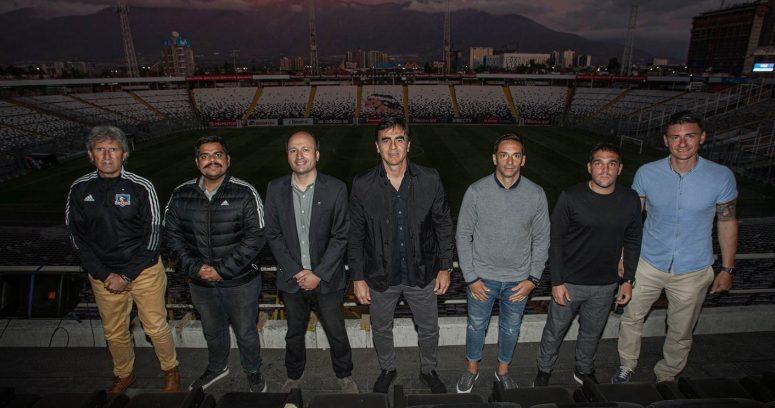 Gustavo Quinteros prolongó por una temporada más su vínculo con Colo Colo