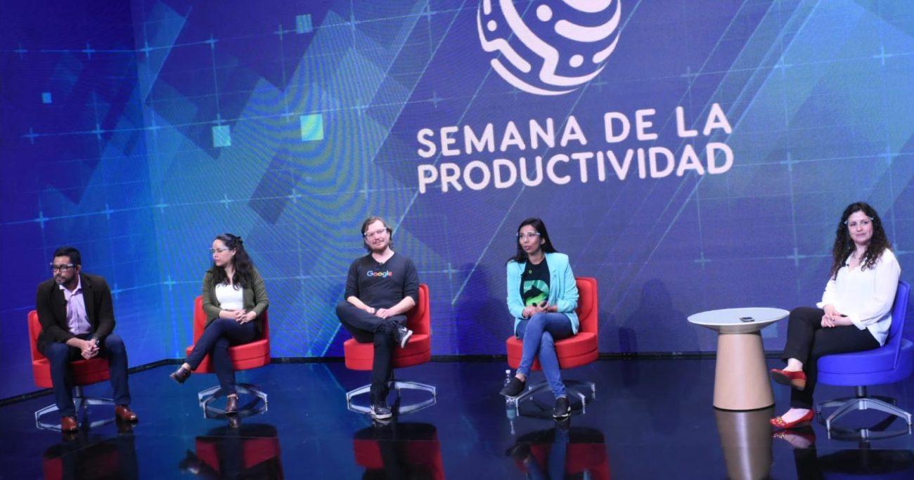 Miguel Pérez instó a los participantes de la Semana de la Productividad a mover la reactivación del sector a través de la innovación y la búsqueda de la sostenibilidad.