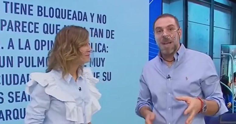 Las críticas de José Antonio Neme a Irací Hassler por petición sobre la Línea 7 del Metro