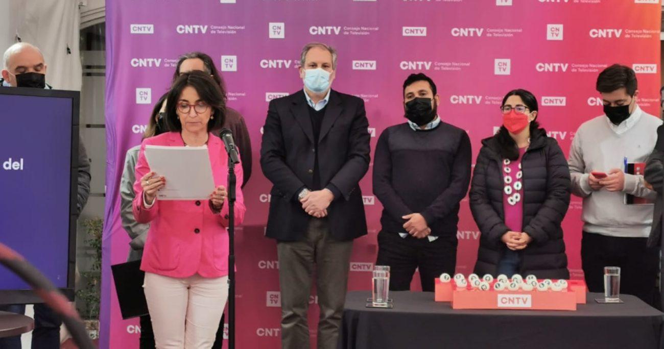 La candidata Yasna Provoste será la encargada de cerrar la primera emisión de la propaganda. CNTV