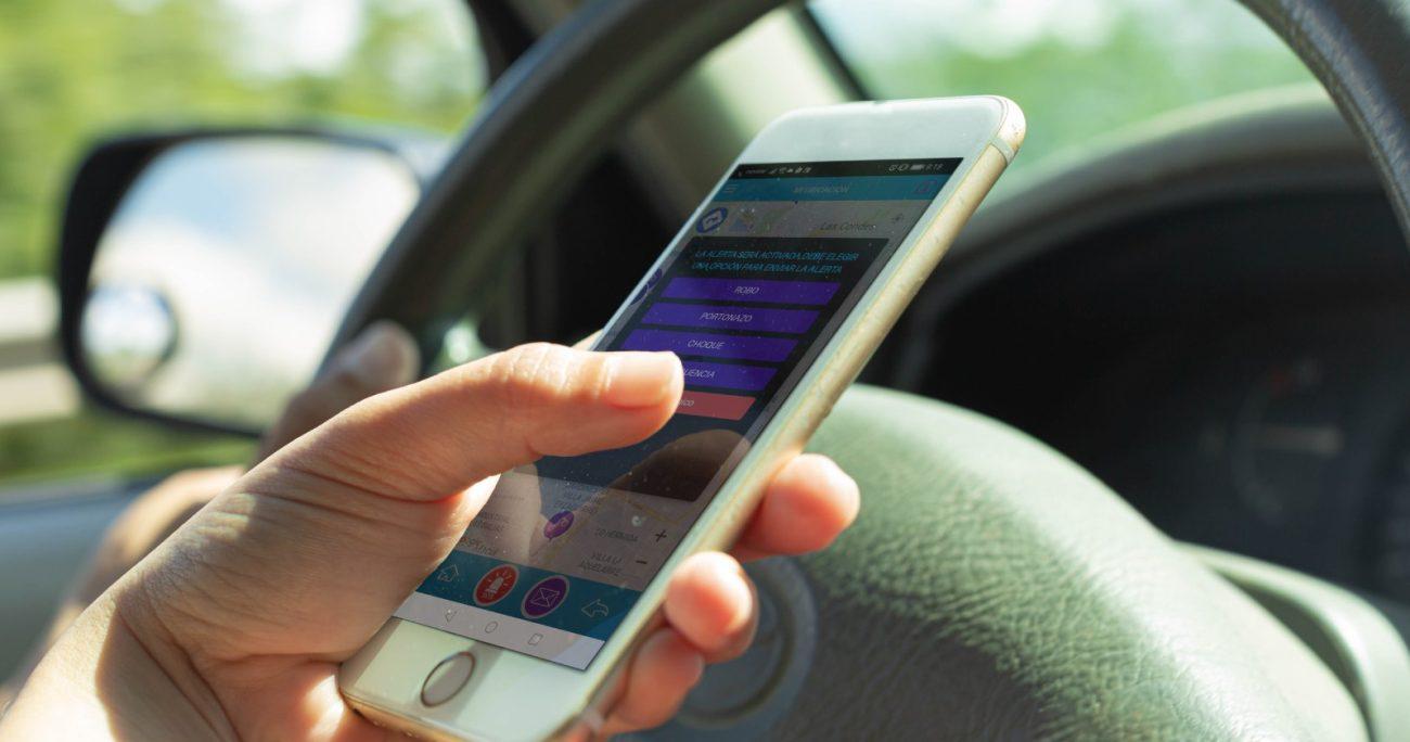 WiseCity: app logra 90% en la recuperación en automóviles robados