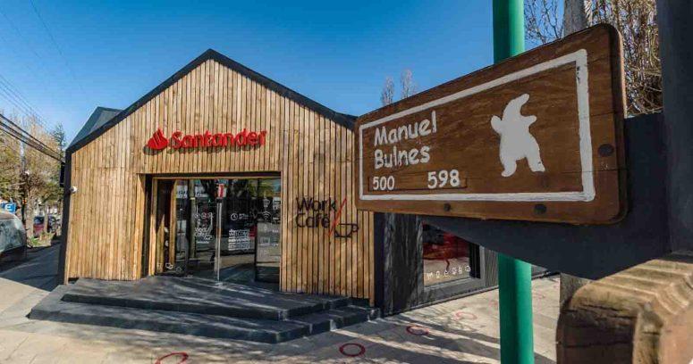 """""""Work Café de Banco Santander celebra 5 años e inaugura un nuevo espacio en Puerto Natales"""""""