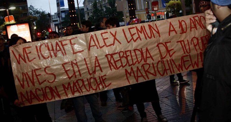 Coronel (r) de Carabineros fue condenado por el homicidio del comunero Alex Lemún