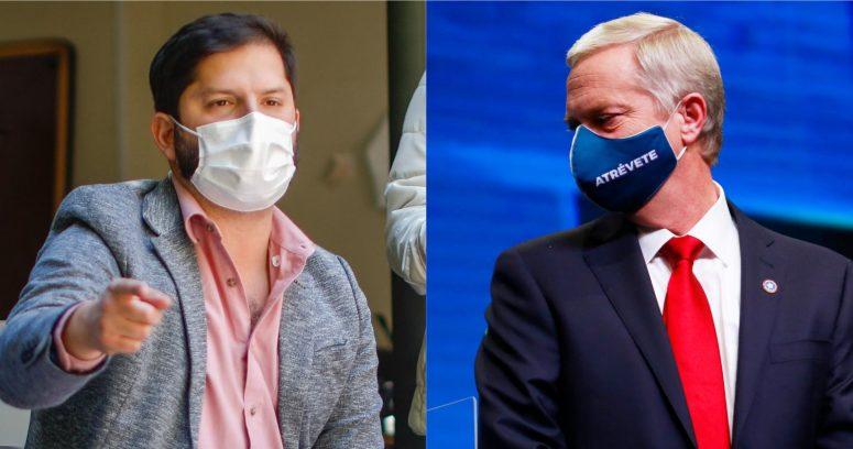 Pulso Ciudadano: Boric y Kast lideran carrera presidencial pero generan mayor rechazo