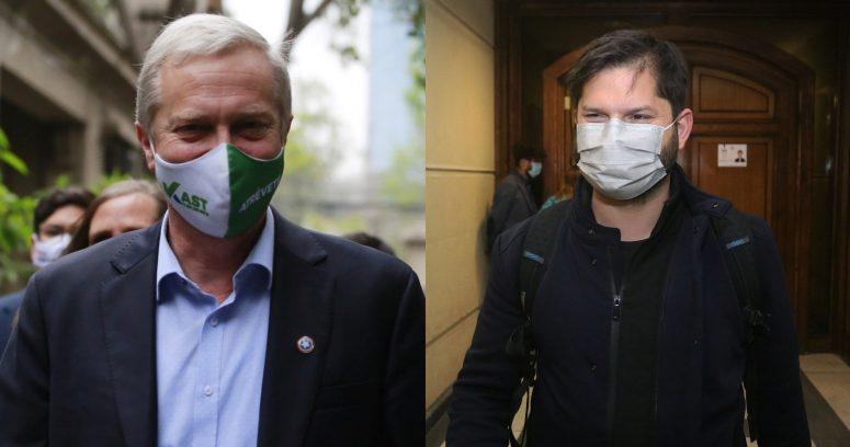 Encuesta Cadem: Kast supera a Boric en la carrera presidencial
