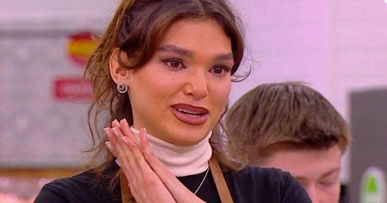 Helénia Melán fue eliminada por segunda vez de El Discípulo del Chef